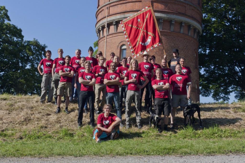 HEI team te Nyborg 2013
